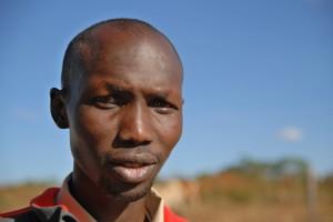 Wilson Kipsang Kiprotich in Iten/Kenia 2009