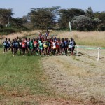 KCB/AK National Cross Country Championships 2013 - Feld