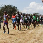 KCB/AK National Cross Country Championships 2013 - Spitzengruppe
